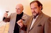 オーナーのピエール・ルイジ・トライーニとミシェル・ロラン