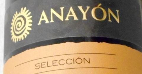 アナヨン セレクシオン2014 グランデズ ビノス イ ビニエドス