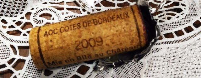 シャトー デュドン キュヴェ ジャン バプティスト デュドン2009 プルミエール コート ド ボルドー