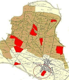 シャンパーニュ マップ