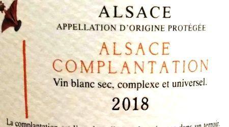 マルセル ダイス コンプランタシオン 2018 アルザス ブラン