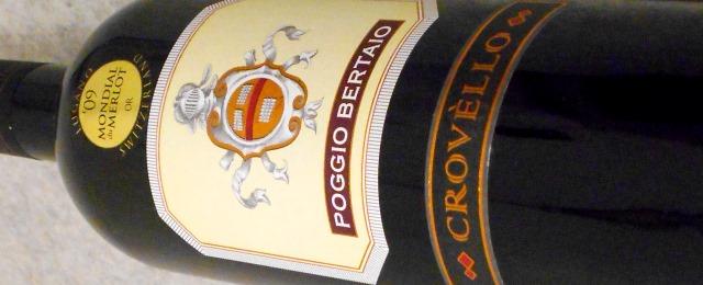 ポッジョ・ベルタイオ クロヴェッロ2004
