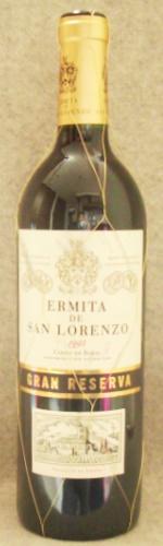 エルミータ・デ・サン・ロレンソ グラン・レセルヴァ1995