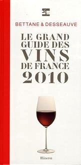 Le Grand Guide des Vins de France2010