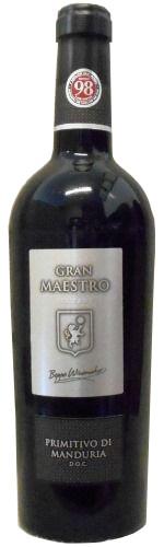 グラン マエストロ プリミティーヴォ ディ マンドゥーリア2016