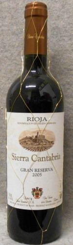 シエラ・カンタブリア グラン・レセルバ2005