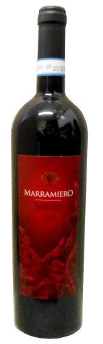 マラミエーロ インフェリ・モンテプルチアーノ・ダブルッツォ リゼルヴァ2008