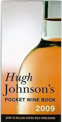 ヒュー・ジョンソン POCKET WINE BOOK 2009
