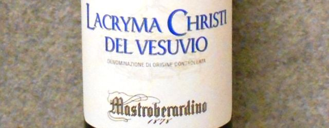 ラクリマ クリスティー デル ヴェスーヴィオ ビアンコ マストロベラルディーノ
