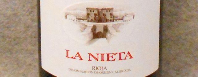 ボデガ・イ・ヴィニェードス・デ・パガノス ラ・ニエータ2008