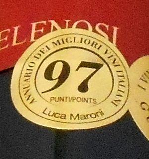 ルカ マローニ2020年版97点