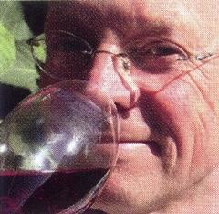 ワイン評論家、マルコム グリュック氏