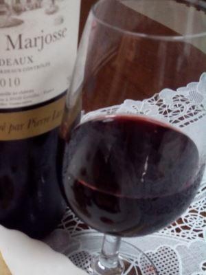 シャトー マルジョス ルージュ2010