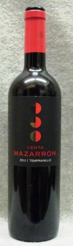 ビーニャス・デル・セニ ベンタ・マサロン2011