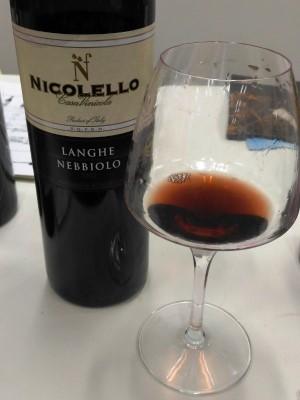 ニコレッロ ランゲ ネッビオーロ2002