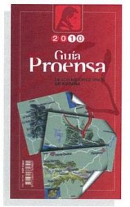 スペイン国内ガイド[GUIA PROENSA]2010年度版