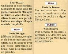RVF誌掲載のサディ マロ