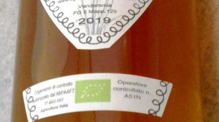 ファットリア モンド アンティコ シレ2019