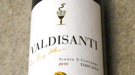 トライーニ ヴァルディサンティ2010