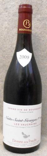 ドメーヌ ド ラ プレット ニュイ サン ジョルジュ プルミエ クリュ レ ヴォークラン2005
