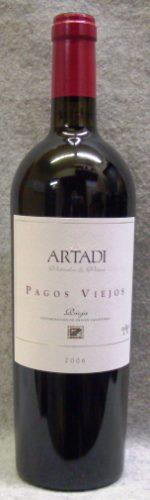 パゴス・ビエホス2006 ボデガス・アルタディ