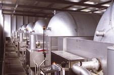 チェーロ エ テッラ社のタンク